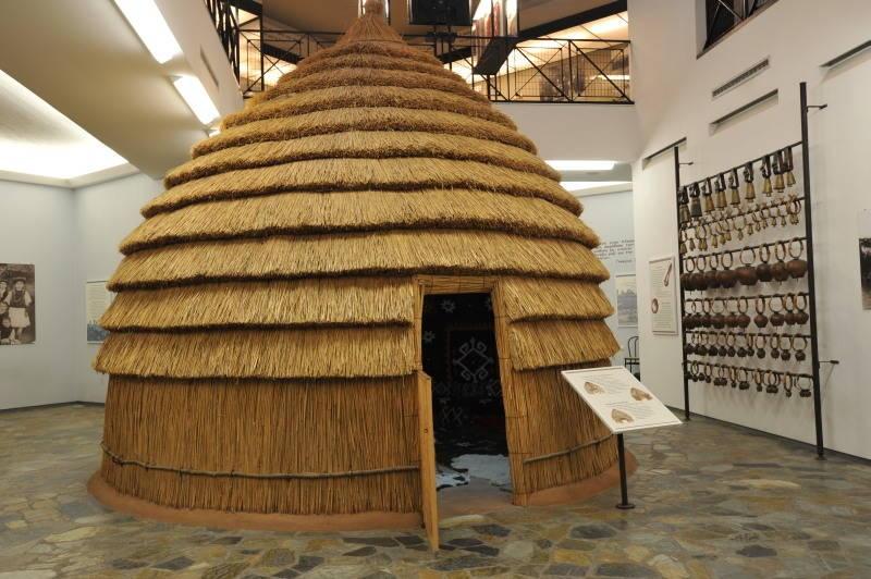 Λαογραφικό Μουσείο Σαρακατσάνων (Φωτογραφίες)