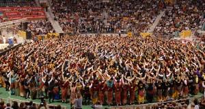 Το 10o πανελλαδικό φεστιβάλ ποντιακών χορών στη Λάρισα