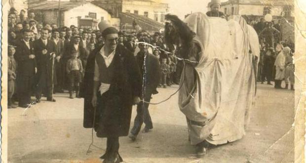 Ανατολική Ρωμυλία: Τα έθιμα- χαντέτια του Δωδεκαημέρου
