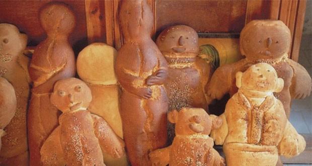 Τα ζυμαρένια ανθρωπάκια του Αγίου Αντωνίου - Έθιμο Σφακίων