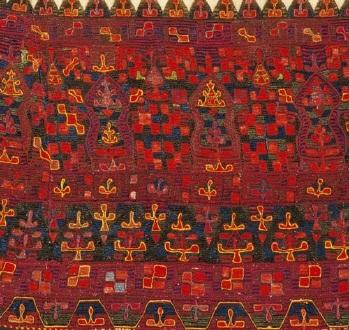Παραδοσιακά κεντήματα από τις φορεσιές της Αττικής