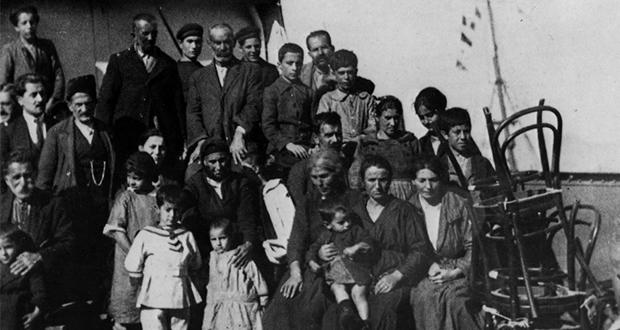 22 σπάνιες φωτογραφίες από την εγκατάσταση των προσφύγων του 1922 στην Ελλάδα