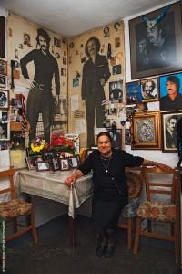 Έϕυγε από τη ζωή η Ζουμπουλιά Ξυλούρη, η αδερϕή του Ψαρονίκο - Για δεκαετίες μετέδιδε Πολιτισμό από την Οικία-Μουσείο της στο Περαχώρι
