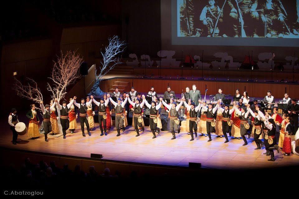 «Μικρά Ασία φεύγαμε και για'σενα λέγαμε» - Τίμησαν τον Μικρασιατικό Πολιτισμό στο Μέγαρο Μουσικής