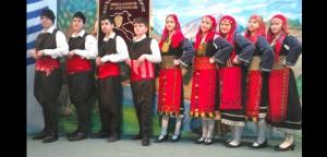 Ετήσιος χορός Χορευτικής Ακαδημίας Πευκών
