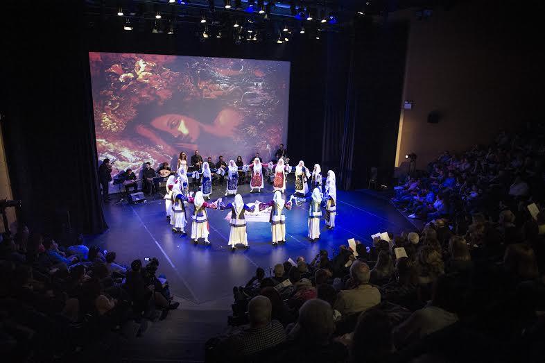 Μουσικοχορευτική Παράσταση «Παραλογαί/ες» στο Ίδρυμα Μιχάλης Κακογιάννης (Ρεπορτάζ)